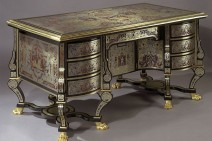Decorer son bureau en style baroque