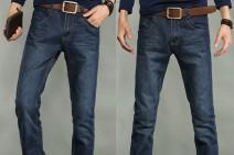 Jeans pour hommes les tendances