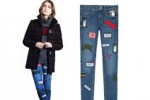Les jeans de la rentree