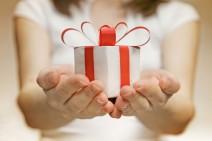 Offrir un cadeau food
