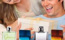 Offrir un parfum a un homme
