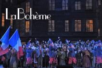 Opera La Boheme de Puccini