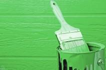 Peinture ecologique pour une deco
