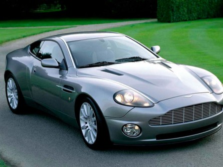 My name is Martin Aston Martin