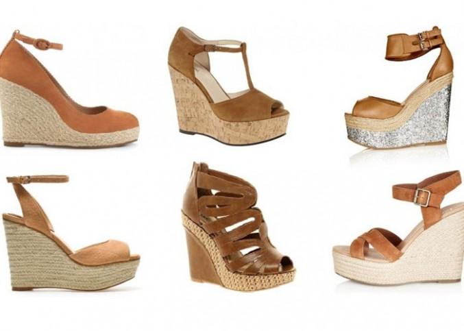 b7ff4f5e869 Les chaussures compensées   it shoes de l été ! - Envies de France