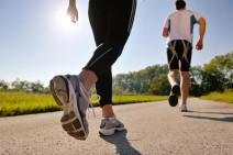 faire du jogging en ete et en hiver
